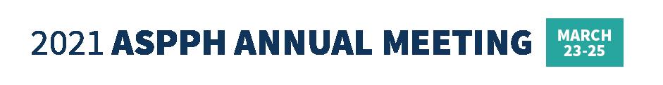 2021 ASPPH Annual Meeting